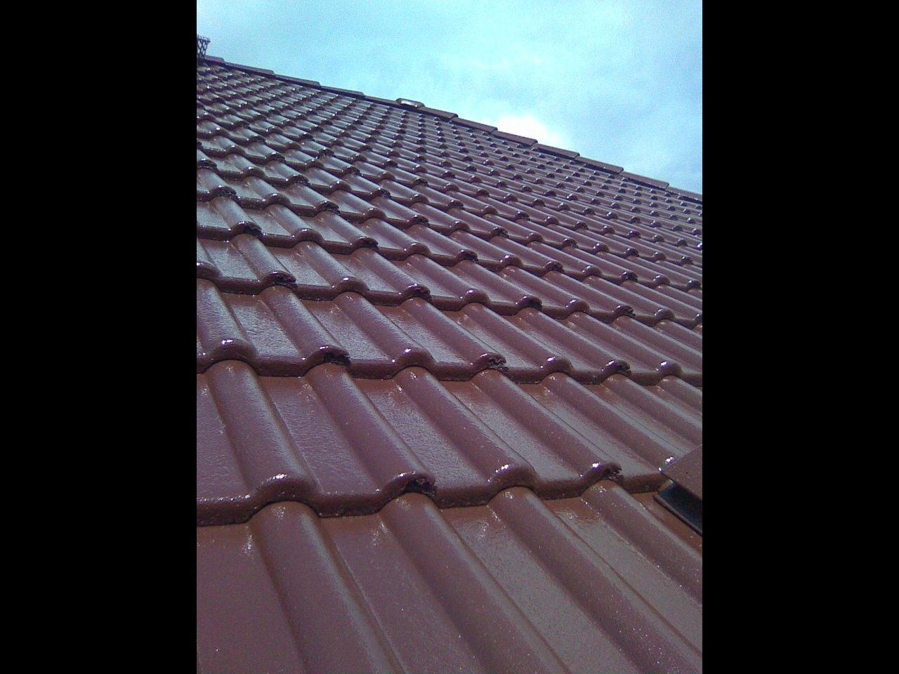 Berühmt Nanotech-Beschichtung - Nano Dachbeschichtung versiegelt zuverlässig ZU55