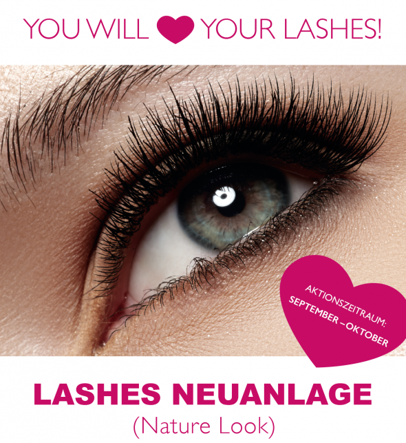 ": ""You will love your lashes! """