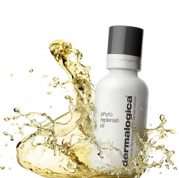 ": ""Get the Glow! NEU - Phyto Replenish Oil von dermalogica """